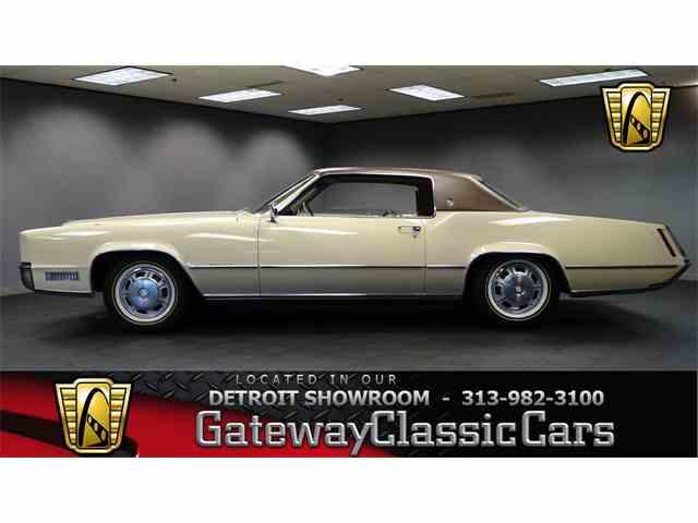 1967 Cadillac Eldorado | 977489