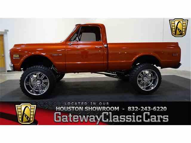1972 Chevrolet Pickup | 977490