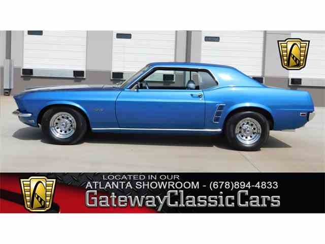 1969 Ford Mustang | 977494