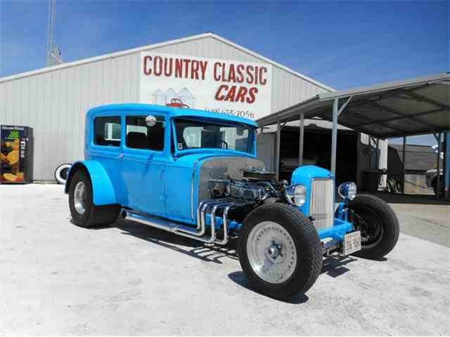 1929 Ford Model A | 977496