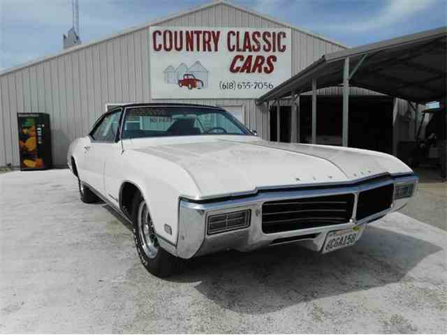 1969 Buick Riviera | 977500