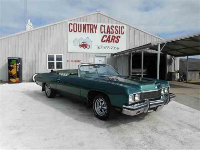 1973 Chevrolet Caprice | 977501