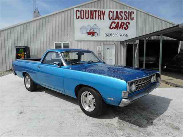 1968 Ford Ranchero | 977502