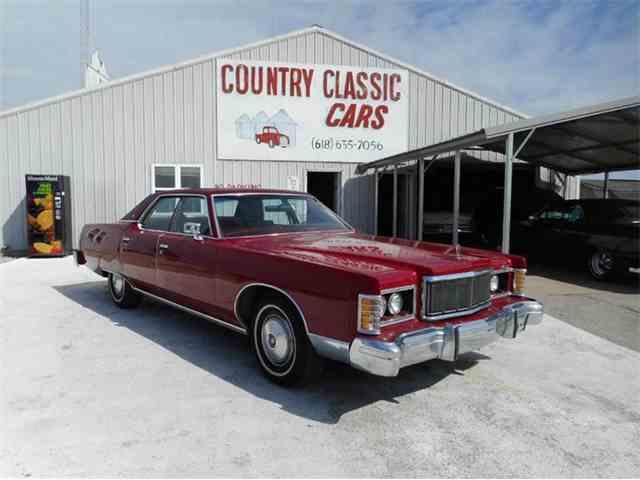1977 Mercury Marquis | 977503