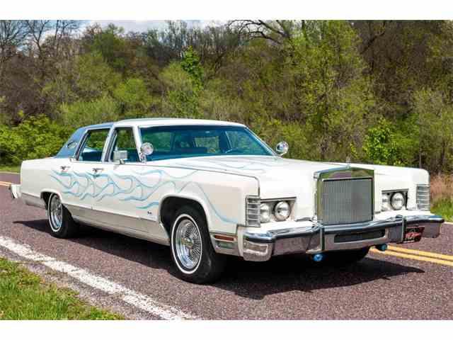 1979 Lincoln Continental | 977513