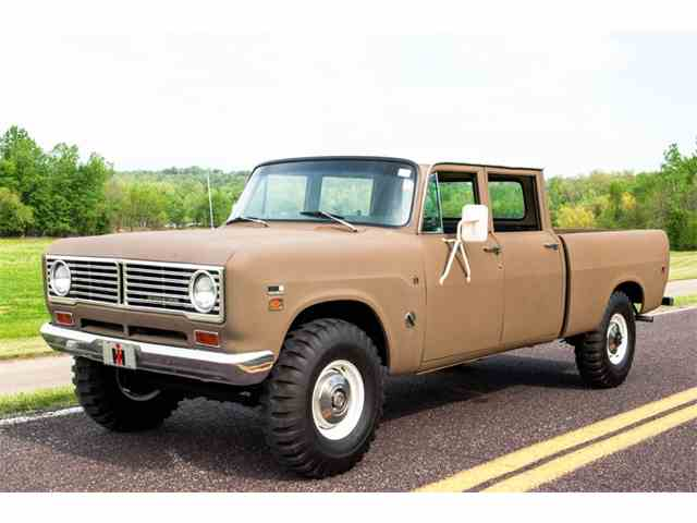 1972 International Travelette 4X4 | 977514