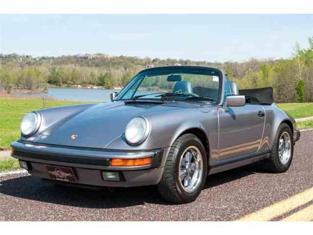 1988 Porsche 911 Carrera | 977517