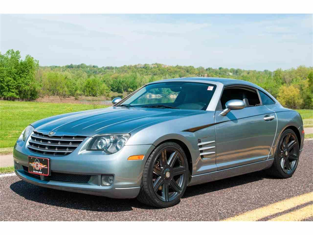 2004 chrysler crossfire for sale cc 977519. Black Bedroom Furniture Sets. Home Design Ideas