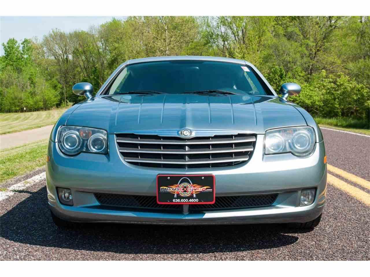 2004 Chrysler Crossfire For Sale Classiccars Com Cc 977519