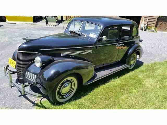 1939 Chevrolet Master Deluxe 4-Door Sedan | 970752