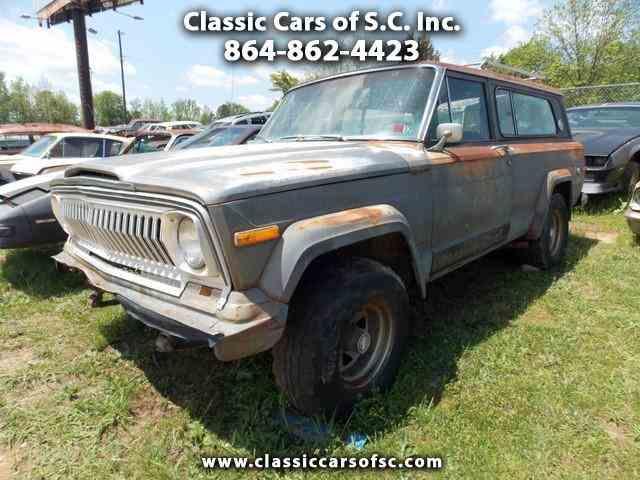 1976 Jeep Cherokee | 977524