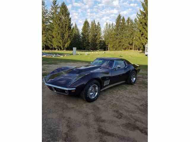 1969 Chevrolet Corvette | 977528