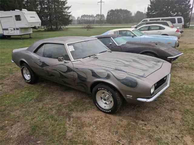 1968 Chevrolet Camaro | 977529