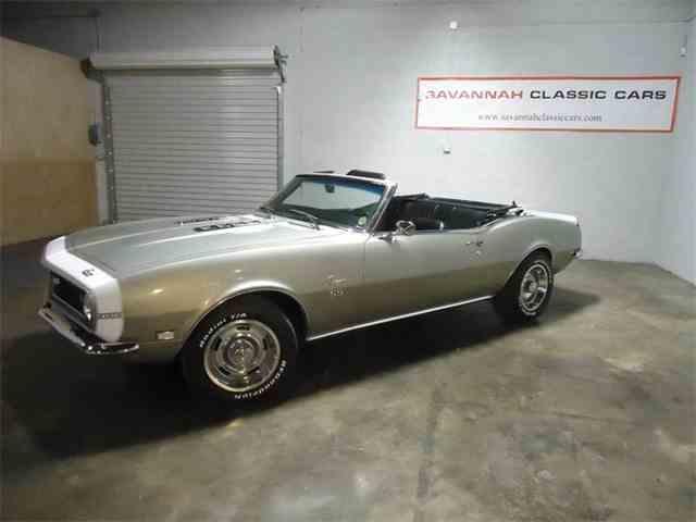 1968 Chevrolet Camaro | 977531