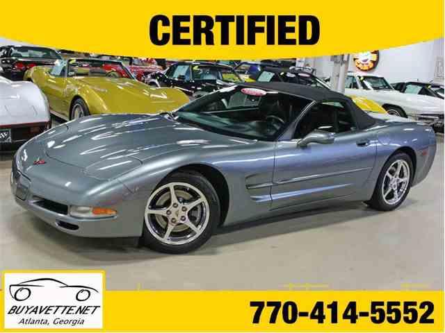 2004 Chevrolet Corvette | 977534