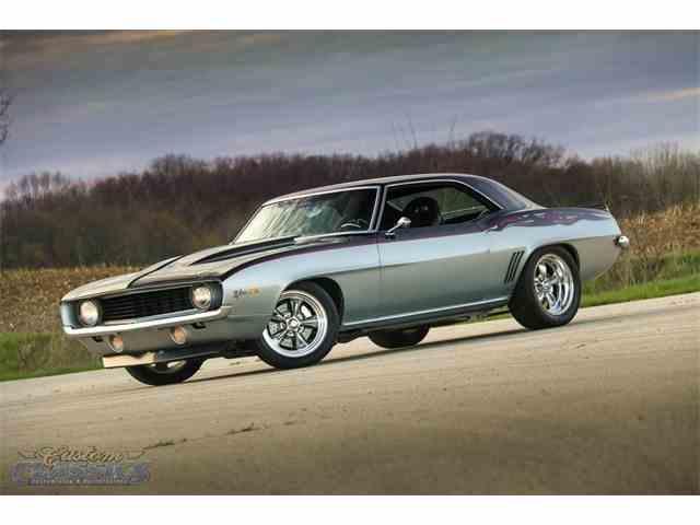 1969 Chevrolet Camaro Z/28 ProTouring | 977535