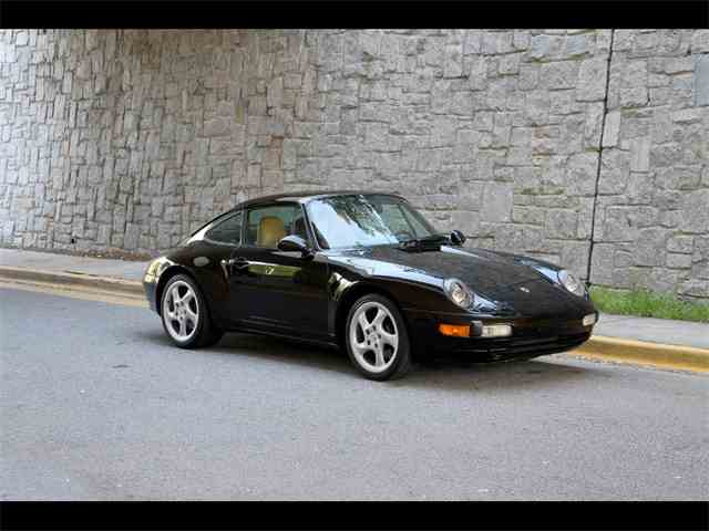 1997 Porsche 911 | 977539