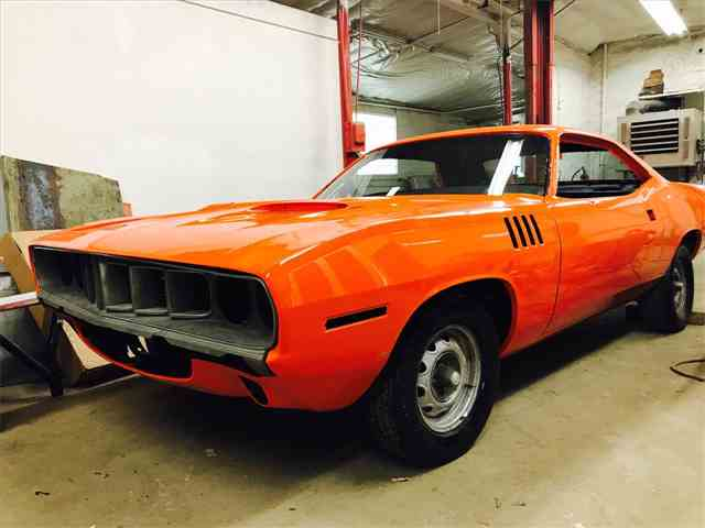 1971 Plymouth Barracuda | 977552