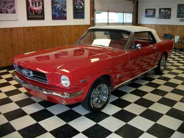 1965 Ford Mustang | 977553