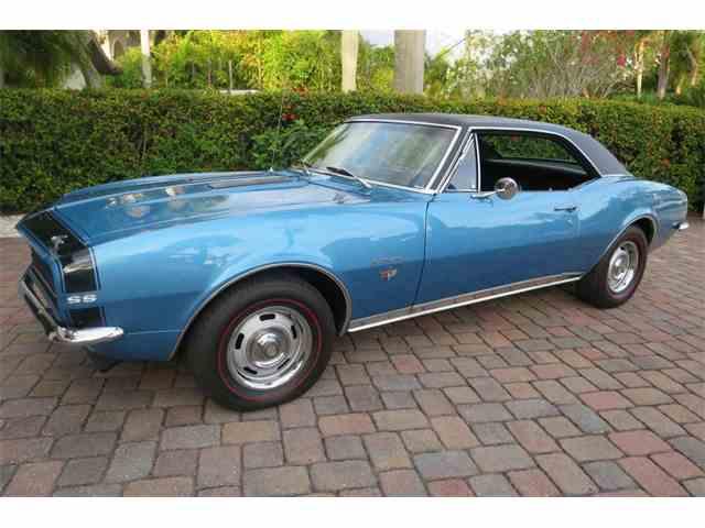 1967 Chevrolet Camaro | 977554