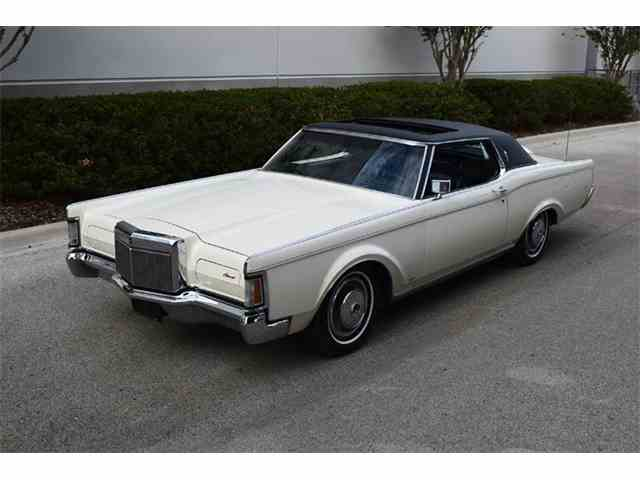1971 Lincoln Continental Mark III | 977558