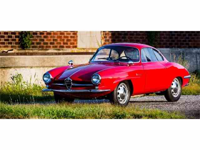 1964 Alfa Romeo Giulia Sprint Speciale | 977559