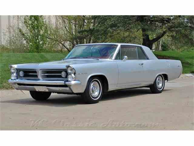 1963 Pontiac Grand Prix 400 V8 AC  restored | 977562