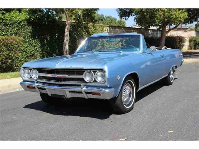 1965 Chevrolet Chevelle Malibu | 977573