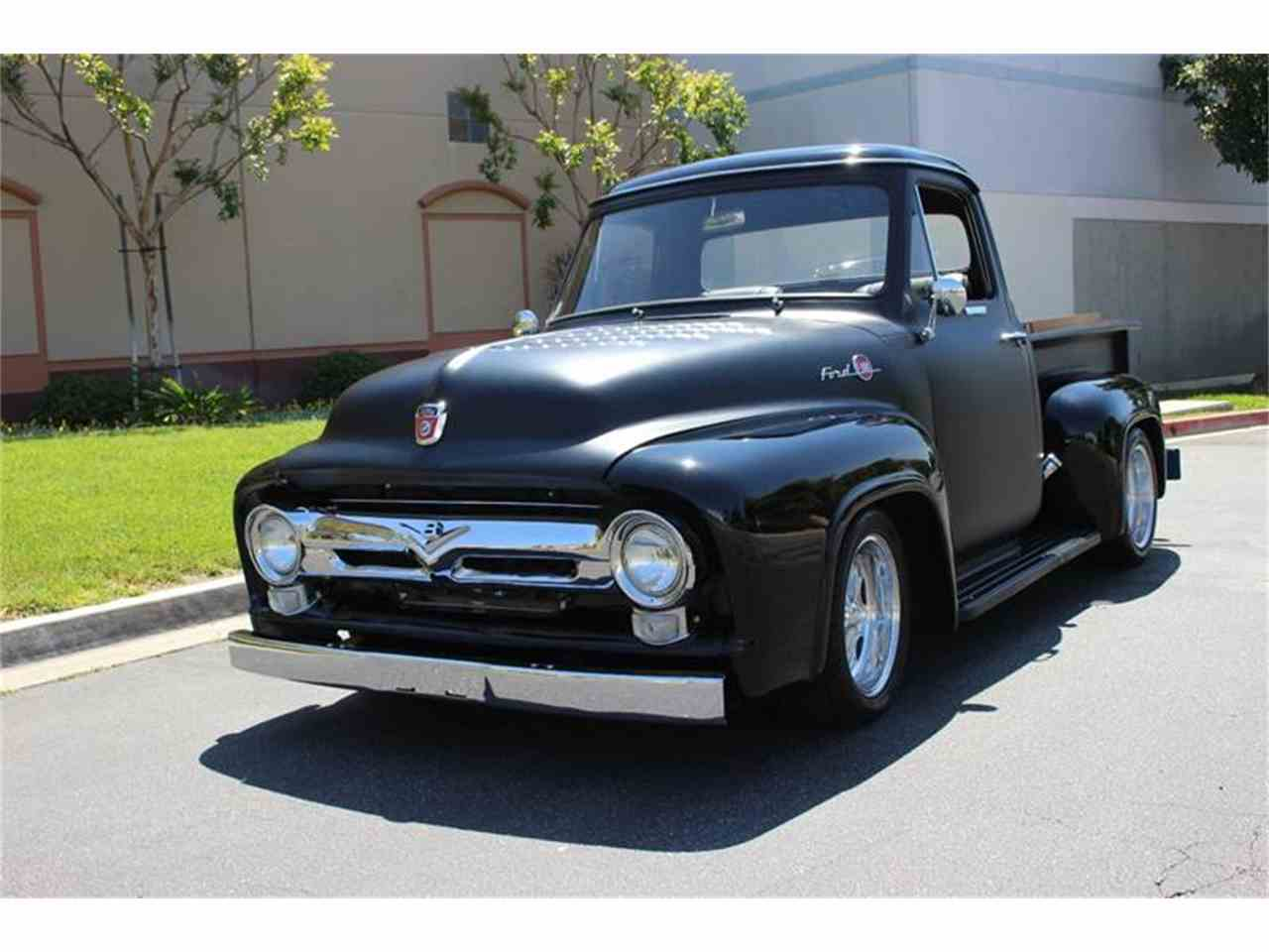 1955 ford f100 for sale cc 977575. Black Bedroom Furniture Sets. Home Design Ideas