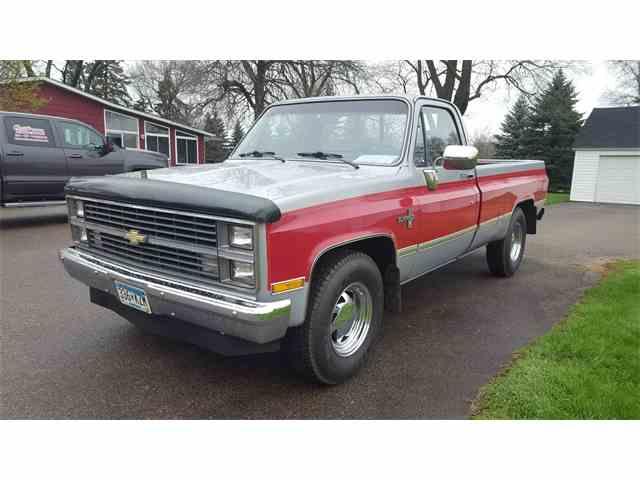 1984 Chevrolet Silverado | 977576