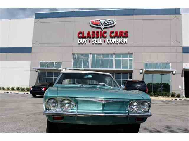 1965 Chevrolet Corvair | 977580