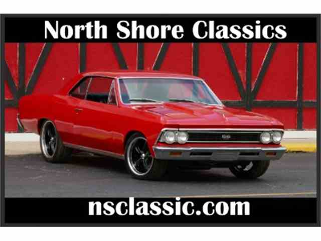 1966 Chevrolet Chevelle | 977584