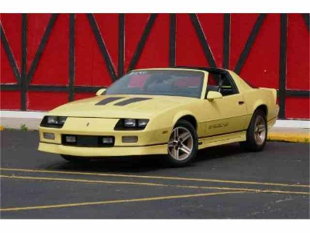 1987 Chevrolet Camaro | 977586