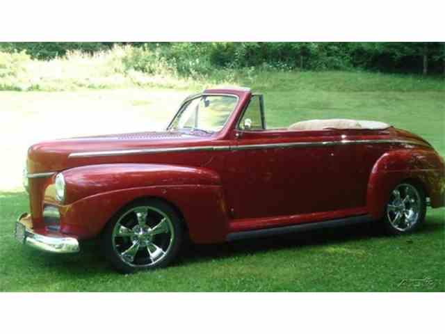1941 Ford Super Deluxe Street Rod | 970759