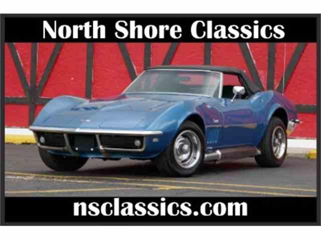 1968 Chevrolet Corvette   977590