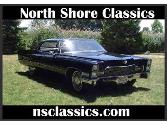 1968 Cadillac Coupe DeVille | 977591