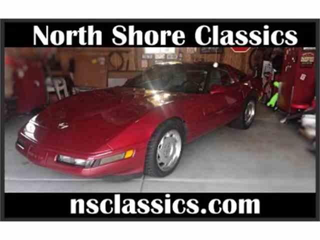1992 Chevrolet Corvette | 977592