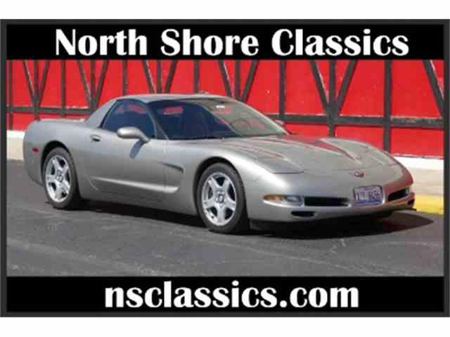 1999 Chevrolet Corvette | 977593