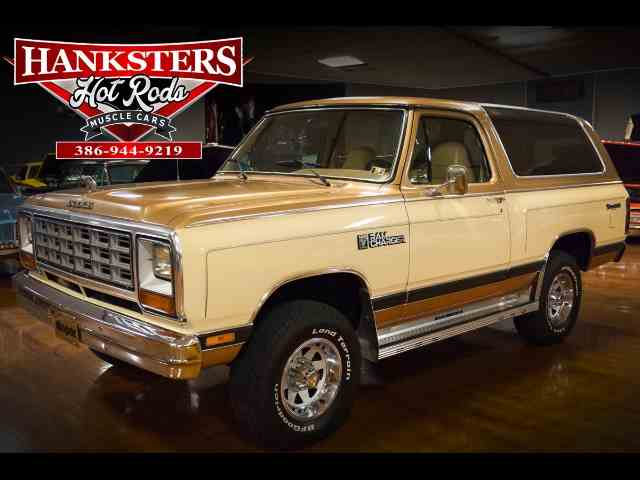 1985 Dodge Ramcharger | 977598