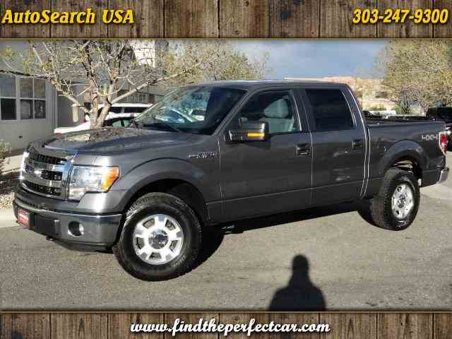 2014 Ford F150 | 977603