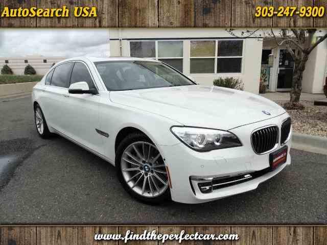 2013 BMW 7 Series | 977604