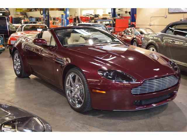 2007 Aston Martin V8 Vantage Roadster | 977607