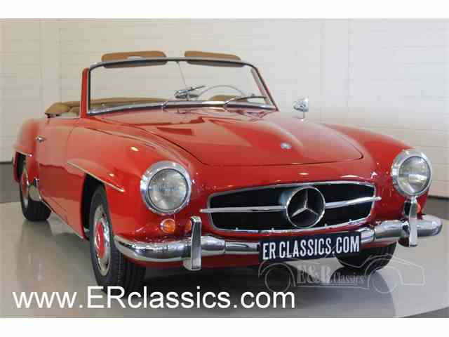 1957 Mercedes-Benz 190SL | 977609
