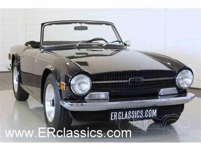 1970 Triumph TR6 | 977612