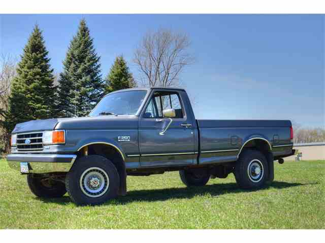 1990 Ford Pickup | 977623