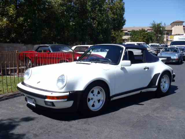 1988 Porsche Turbo 911 Cabriolet | 977628