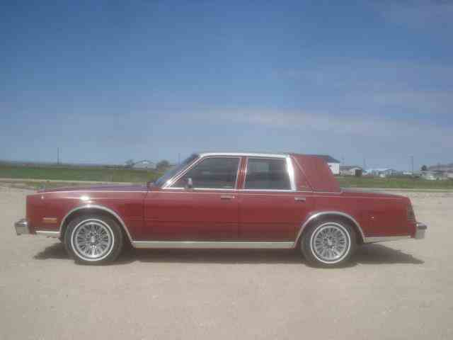 1986 Chrysler Fifth Avenue | 977629