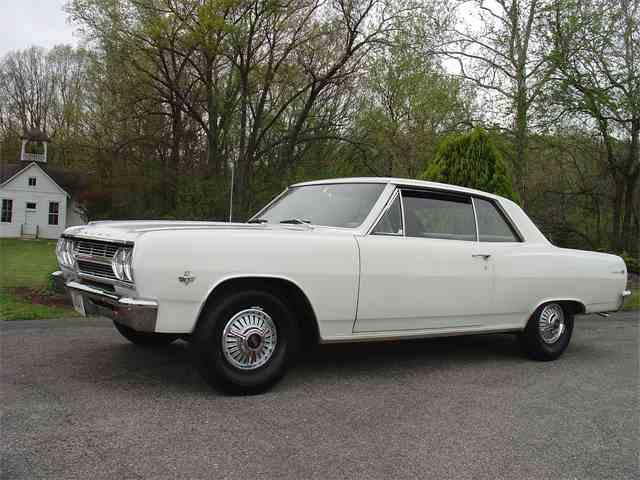 1965 Chevrolet Chevelle Malibu SUPER SPORT | 977633