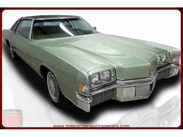 1971 Oldsmobile Toronado | 977634