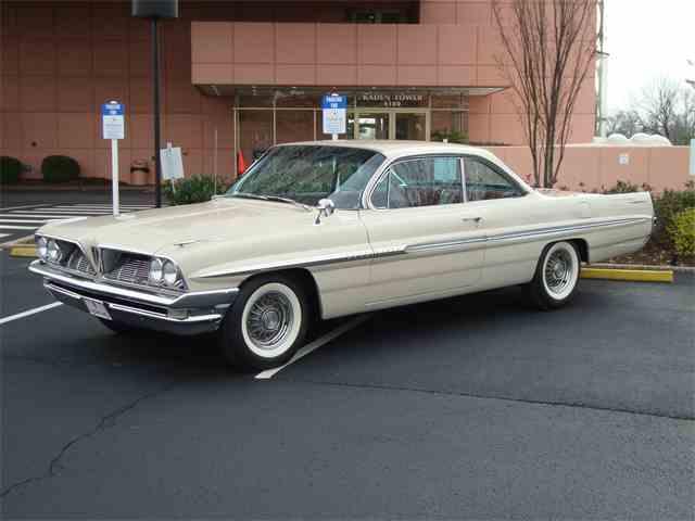 1961 Pontiac Bonneville | 977638